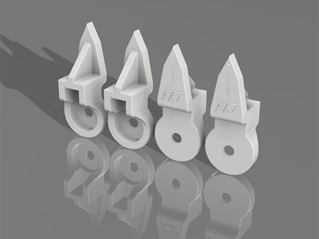 3D-ACF-H キャスターフィンガー・4ヶ入【オーソマティックスA800・A700系/Hudy セットアップシステム用】