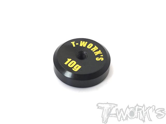 TA-067L 低重心バランシングウエイト【10g/真鍮製】