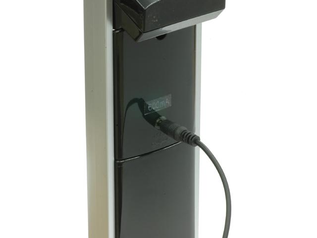 USB電源ケーブル接続例